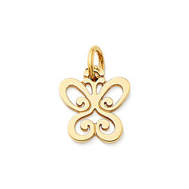 Spring Butterfly Charm, Small
