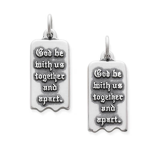 View Larger Image of Mizpah Charm Set