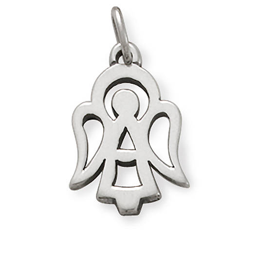 View Larger Image of Open Angel Charm