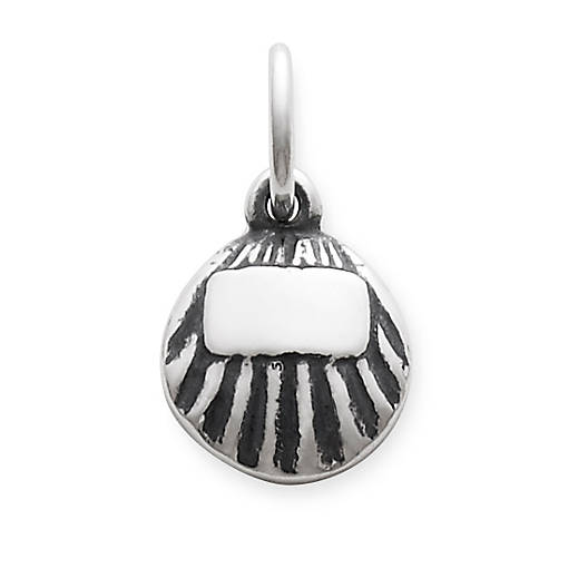 View Larger Image of Baptismal Shell Charm