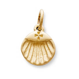 Baptismal Shell Charm