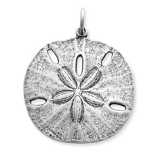 Sand dollar pendant james avery view larger image of sand dollar pendant aloadofball Images
