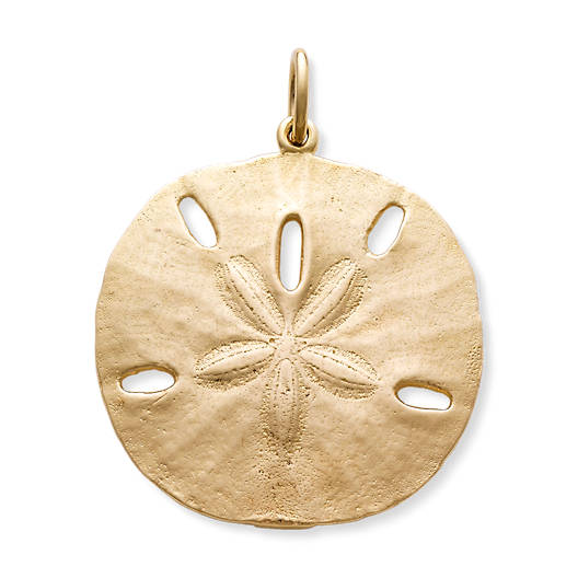 View Larger Image of Sand Dollar Pendant