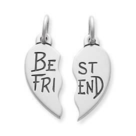 """Best Friend"" Charm Set"