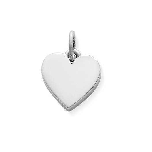 View Larger Image of Resolute Heart Charm