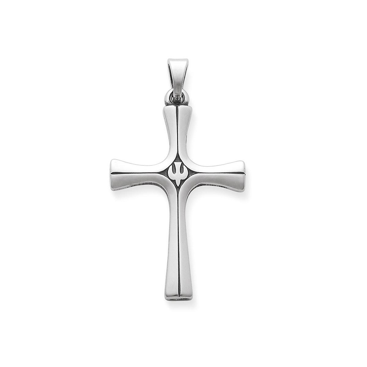 Religious spiritual cross jewelry james avery serenity cross medium biocorpaavc
