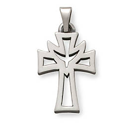 Deep Holy Spirit Cross