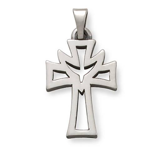 View Larger Image of Deep Holy Spirit Cross