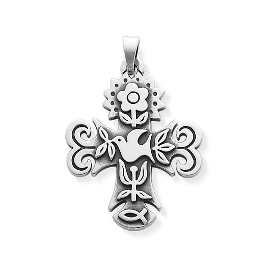 View Larger Image of La Primavera Cross, Medium