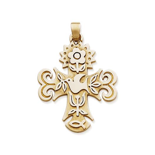 View Larger Image of La Primavera Cross, Medium