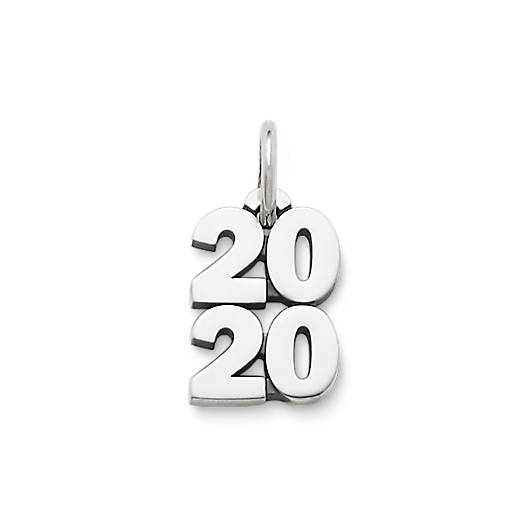 "View Larger Image of Year ""2020"" Charm"