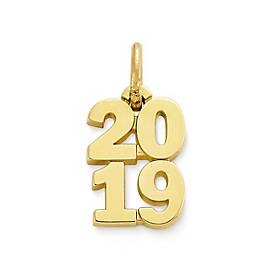 "Year ""2019"" Charm"