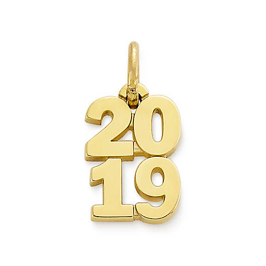 "View Larger Image of Year ""2019"" Charm"