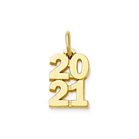 "Year ""2021"" Charm"