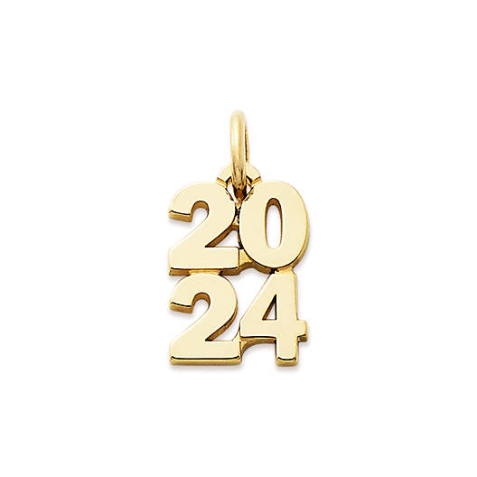 "View Larger Image of Year ""2024"" Charm"