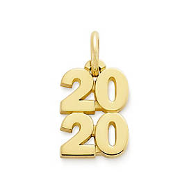 "Year ""2020"" Charm"