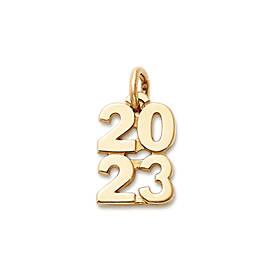 "Year ""2023"" Charm"