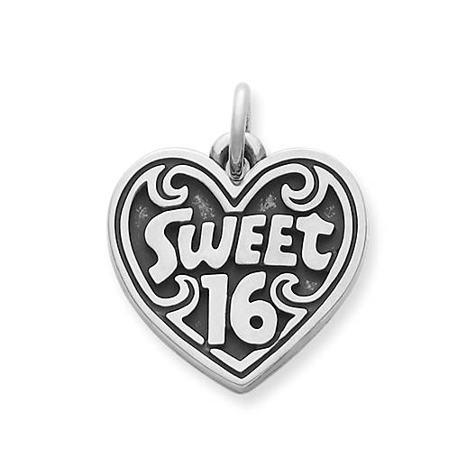 "View Larger Image of ""Sweet 16"" Charm"