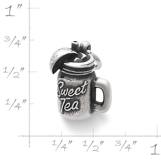 "View Larger Image of ""Sweet Tea"" Charm"