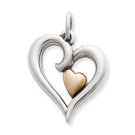 Joy of My Heart Pendant, Small