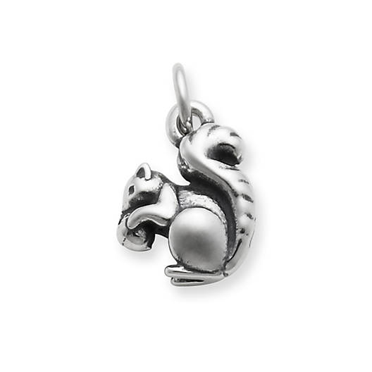 View Larger Image of Squirrel Charm
