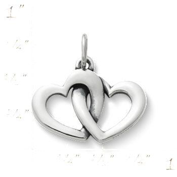 55c53587b6950 Linked Hearts Charm - James Avery