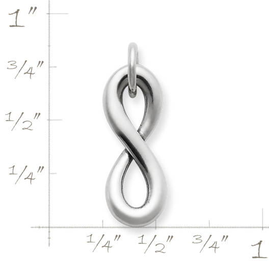 View Larger Image of Infinity Charm