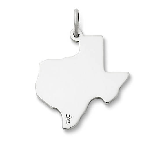 View Larger Image of Golden Heart of Texas Pendant