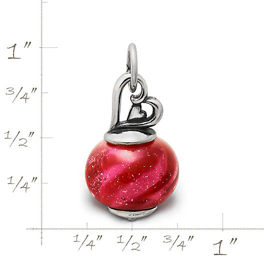 View Larger Image of Joy of My Heart Finial with Red Charm