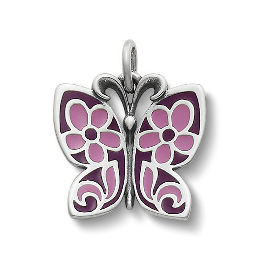 View Larger Image of Enamel Butterfly Charm