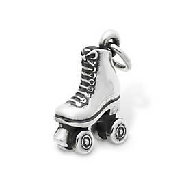 Vintage Roller Skate Charm