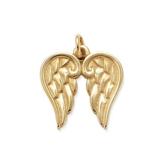 View Larger Image of Angel Wings Charm