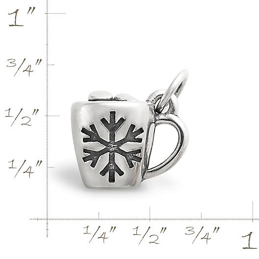 View Larger Image of Cup of Cocoa Charm
