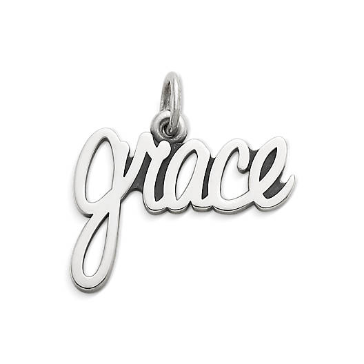 "View Larger Image of ""Grace"" Charm"