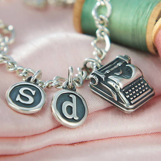 View Larger Image of Vintage Type Charm