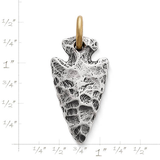 View Larger Image of Arrowhead Pendant
