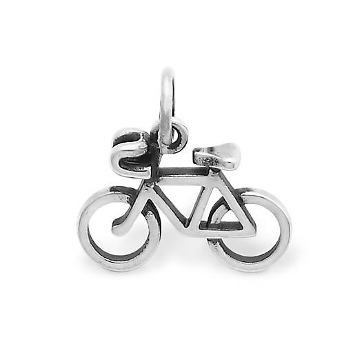 View Larger Image of Cycle Charm