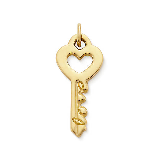 "View Larger Image of The Key to ""Love"" Pendant"