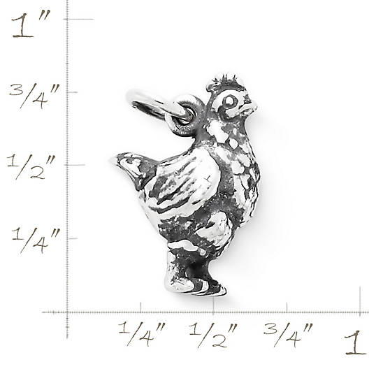 View Larger Image of Happy Hen Charm