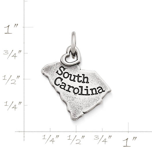 "View Larger Image of My ""South Carolina"" Charm"