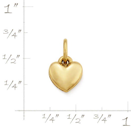 View Larger Image of Mini Heart Charm