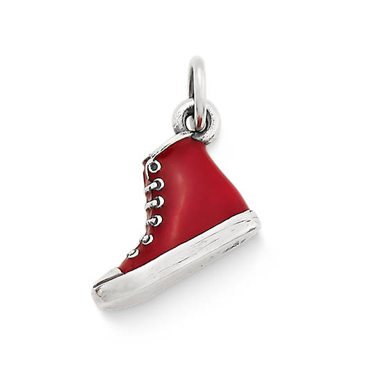 View Larger Image of Enamel High Top Charm