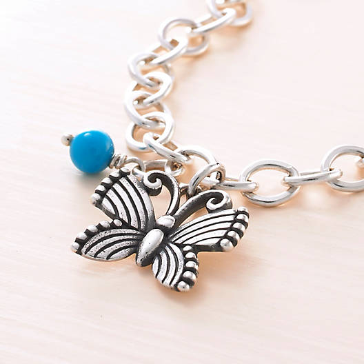 View Larger Image of Festival Butterfly Charm
