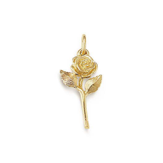 View Larger Image of Rose Charm