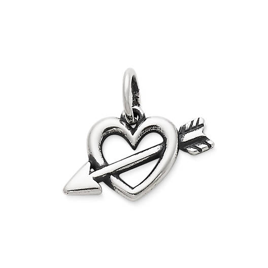 View Larger Image of Love's Arrow Charm