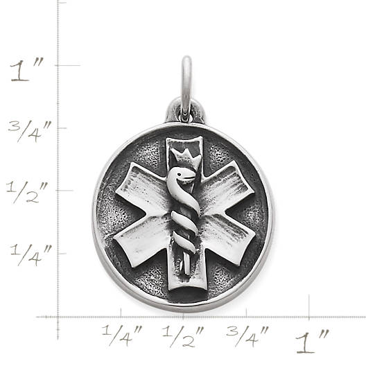 View Larger Image of Medical Alert Charm