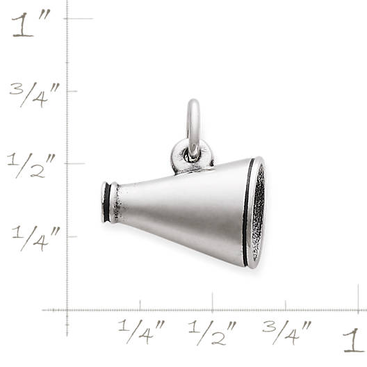 View Larger Image of Megaphone Charm