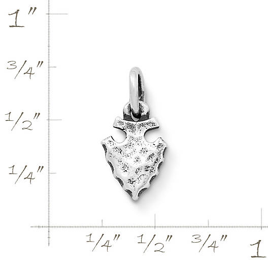 View Larger Image of Mini Arrowhead Charm