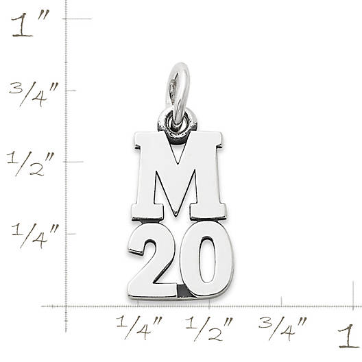 View Larger Image of 2020 Camp Mystic Year Charm