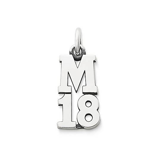 View Larger Image of 2018 Camp Mystic Year Charm